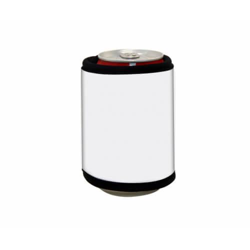 25,5 x 10,5 cm-es két palackos hőszigetelő boros táska szublimáláshoz, préseléshez