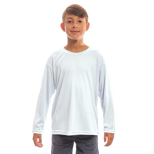Szublimálható Gyerek hosszú ujjú póló - S