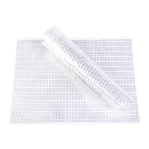 24 x 100 cm-es Szublimálható metál fólia pamut anyagokhoz