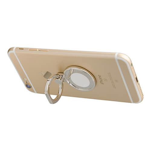 Szublimálható tartó gyűrű okostelefonhoz - kör alakú