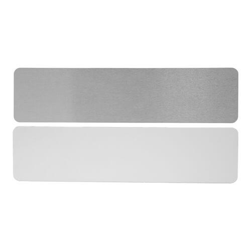 4,2 x 17 cm-es alumínium karkötő szublimáláshoz, préseléshez