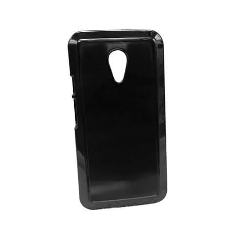 Motorola Moto G2 fekete műanyag tok szublimáláshoz, préseléshez