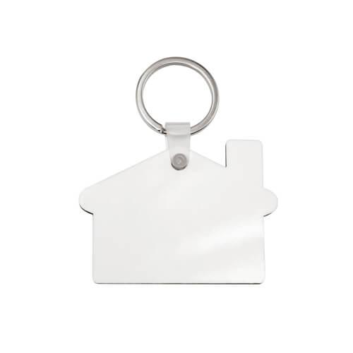Házikó alakú MDF kulcstartó szublimáláshoz, préseléshez
