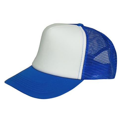 Szublimálható sapka - kék