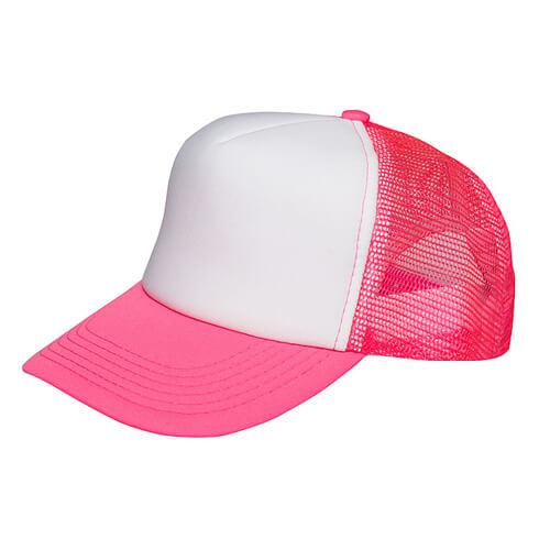 Szublimálható sapka - rózsaszín
