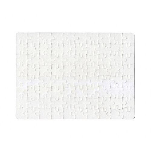 20 x 15 cm-es, 80 darabos filc puzzle szublimáláshoz, préseléshez