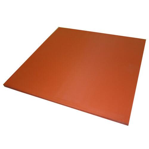 40x50 cm-es szilikon kiemelő szerszám sík présekben végzett szublimáláshoz, préseléshez