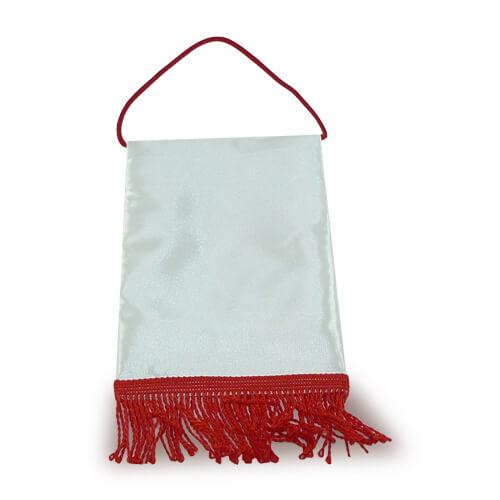 15 x 20 cm-es piros asztali zászló szublimáláshoz, préseléshez