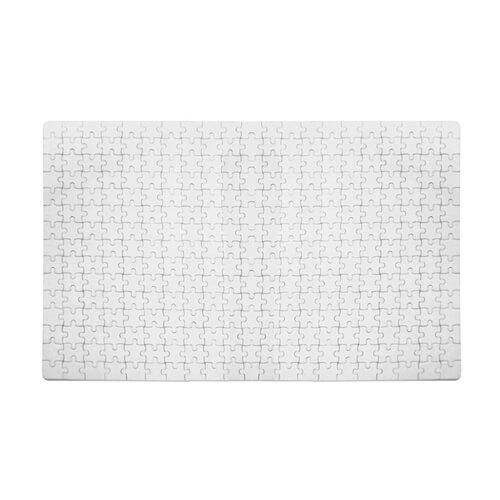 40 x 30 cm-es, 300 darabos puzzle szublimáláshoz, préseléshez