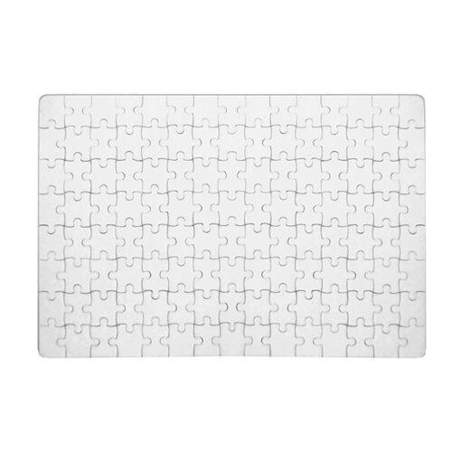 20 x 30 cm-es, 120 darabos puzzle szublimáláshoz, préseléshez