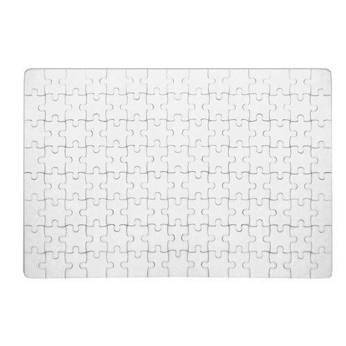 30 x 20 cm-es, 120 darabos puzzle szublimáláshoz, préseléshez