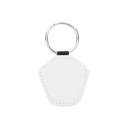 Szublimálható bőr kulcstartó - PUC05