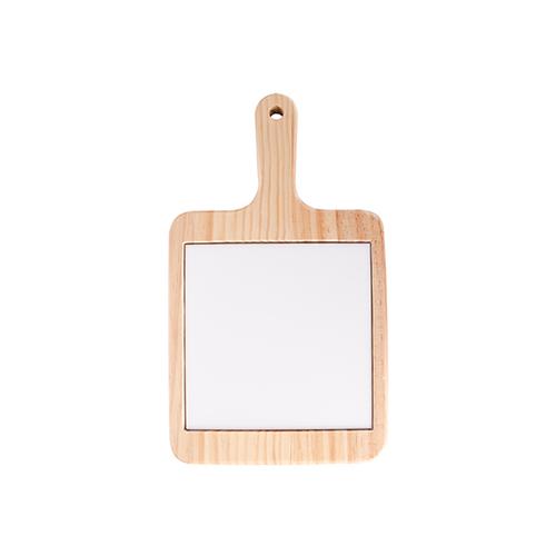 Szublimálható sajtlap - négyzet