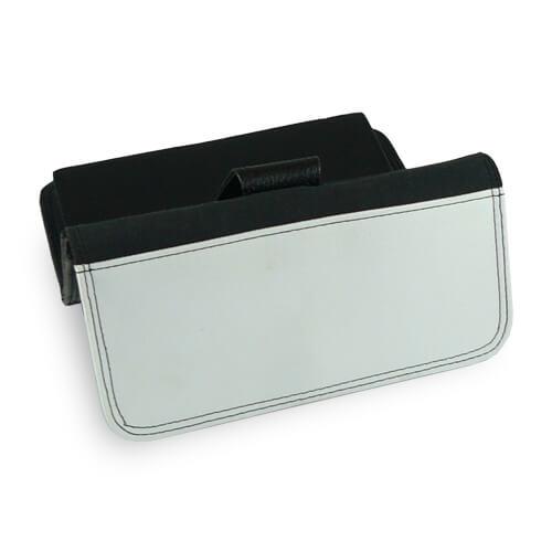 18 x 8 cm-es bőr pénztárca szublimáláshoz, préseléshez