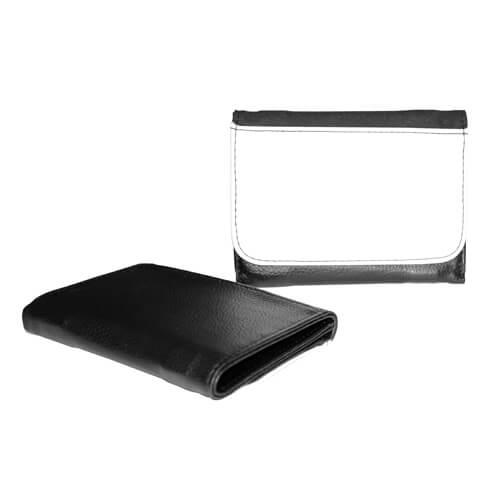 12 x 10 cm-es bőr pénztárca szublimáláshoz, préseléshez