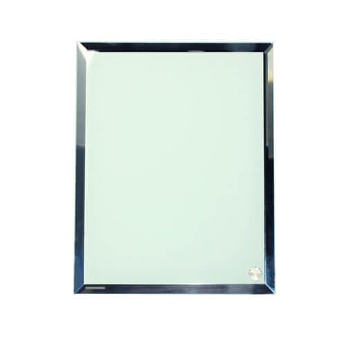 17 x 22 cm-es üveg fotókeret szublimáláshoz, préseléshez