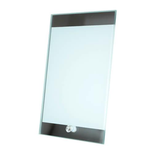 15 x 23 cm-es üveg fotókeret szublimáláshoz, préseléshez