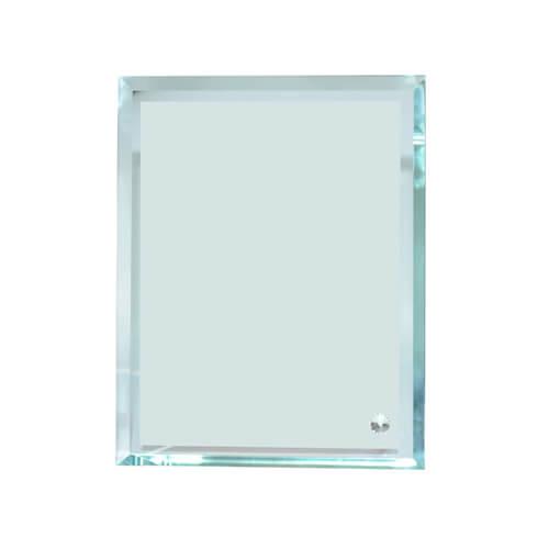 13 x 18 cm-es üveg fotókeret szublimáláshoz, préseléshez