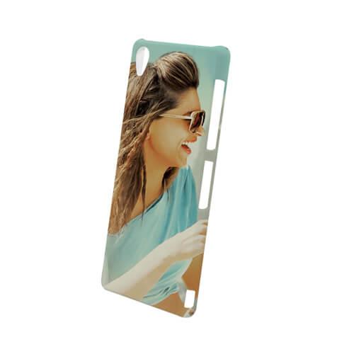 Sony Xperia Z3 L55u matt fehér 3D tok szublimáláshoz, préseléshez