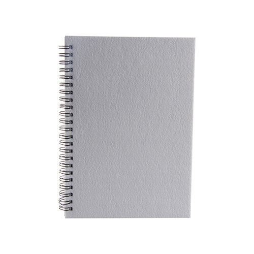 A5-ös jegyzetfüzet filc borítással, szublimáláshoz, préseléshez