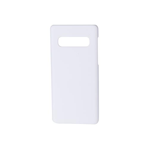 Szublimálható Samsung Galaxy S10 3D tok - mat fehér