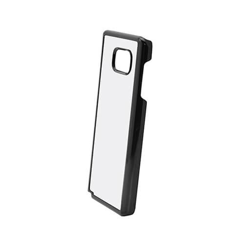 Samsung Galaxy Note 5 fekete műanyag tok szublimáláshoz, préseléshez