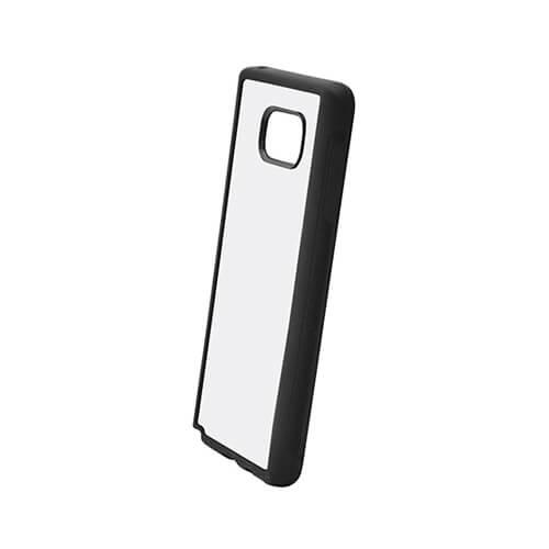 Samsung Galaxy Note 5 fekete gumi tok szublimáláshoz, préseléshez