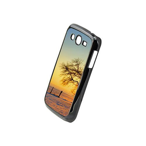 Samsung Galaxy Grand Neo fekete műanyag tok szublimáláshoz, préseléshez