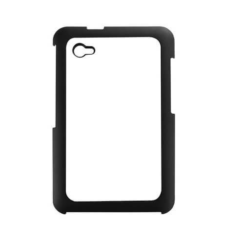 Samsung Galaxy Tab P6200 fekete műanyag tok szublimáláshoz, préseléshez