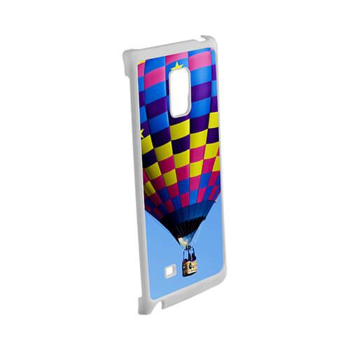 Samsung Galaxy Note Edge fehér műanyag tok szublimáláshoz, préseléshez