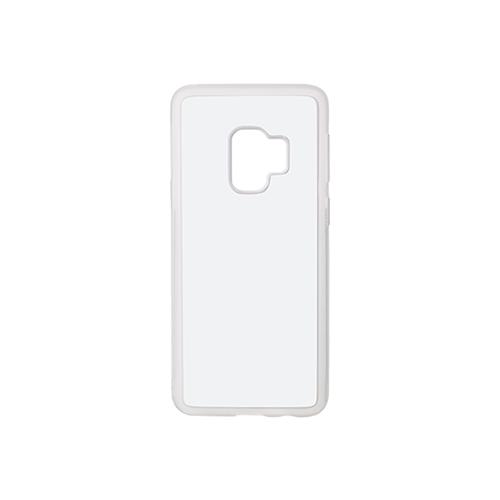 Szublimálható Samsung Galaxy S9 G9600 gumi tok - átlátszó