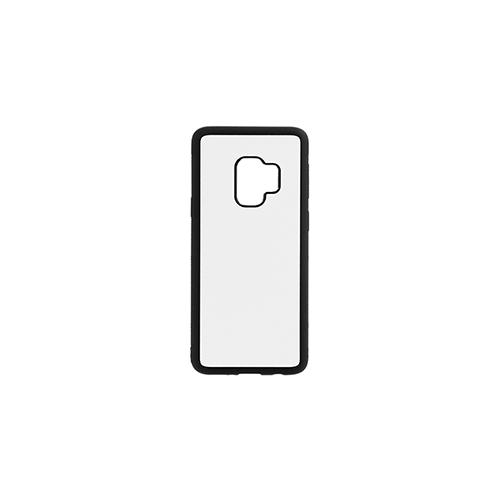 Szublimálható Samsung Galaxy S9 G9600 gumi tok - fekete