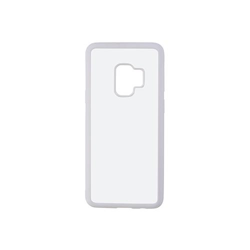 Szublimálható Samsung Galaxy S9 G9600 gumi tok - fehér