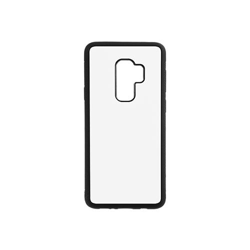 Szublimálható Samsung Galaxy S9 Plus G9650 gumi tok - fekete