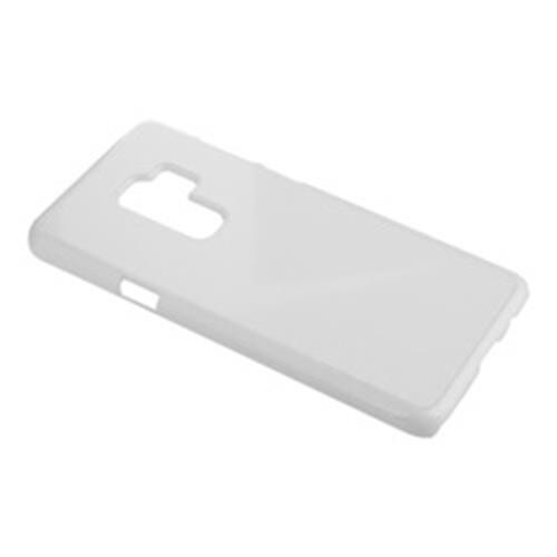 Szublimálható Samsung Galaxy S9 Plus G9650 gumi tok - fehér