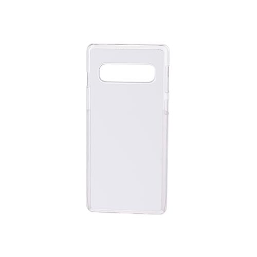 Szublimálható Samsung Galaxy S10 műanyag tok - átlátszó