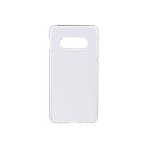Szublimálható Samsung Galaxy S10 E műanyag tok - átlátszó