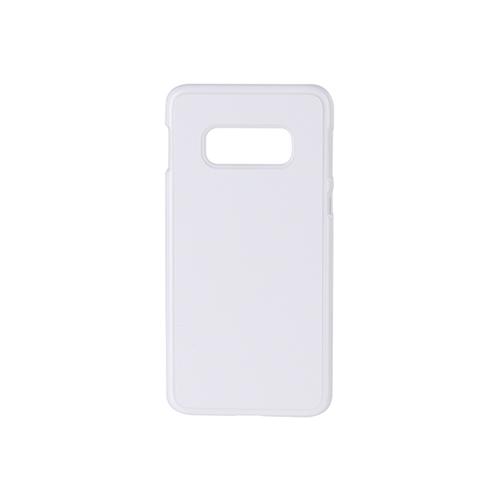 Szublimálható Samsung Galaxy S10 E műanyag tok - fehér