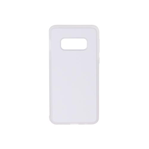 Szublimálható Samsung Galaxy S10 E gumi tok - átlátszó