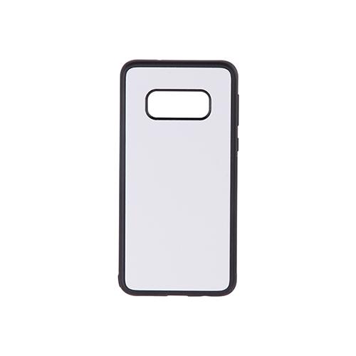 Szublimálható Samsung Galaxy S10 E gumi tok - fekete