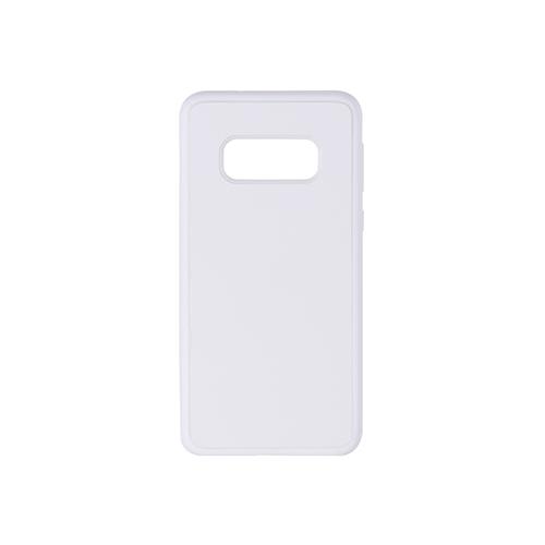 Szublimálható Samsung Galaxy S10 E gumi tok - fehér