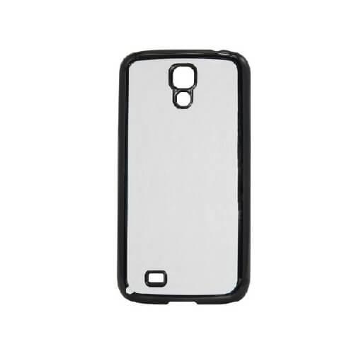 Samsung Galaxy S4 fekete műanyag tok szublimáláshoz, préseléshez