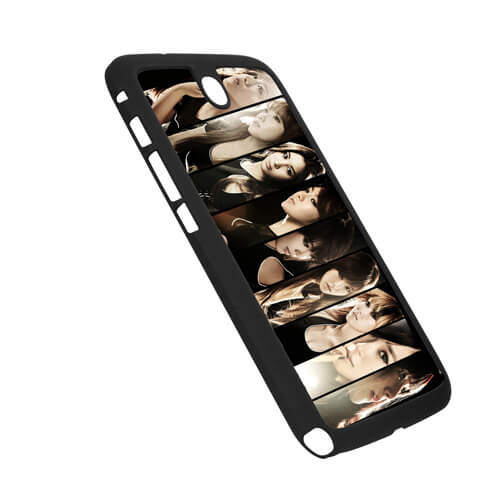 Samsung Galaxy Note 8.0 fekete műanyag tok szublimáláshoz, préseléshez
