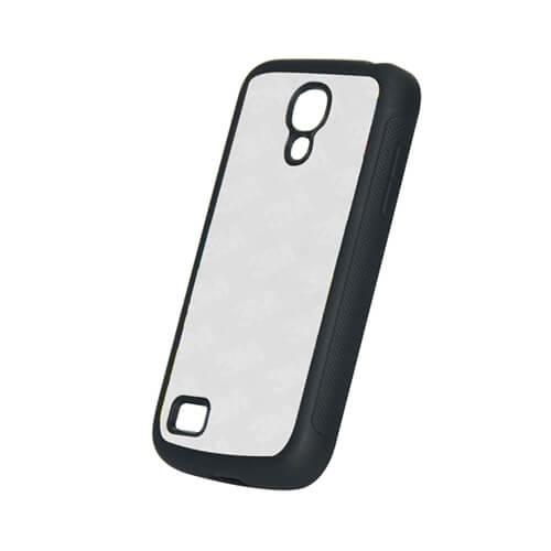 Samsung Galaxy S4 Mini fekete gumi tok szublimáláshoz, préseléshez