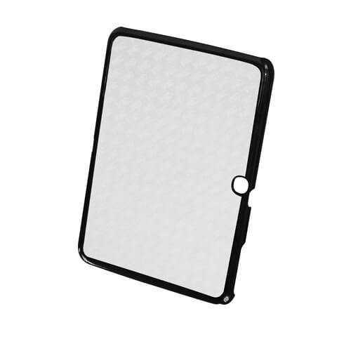 Samsung Galaxy Tab P5200 fekete műanyag tok szublimáláshoz, préseléshez