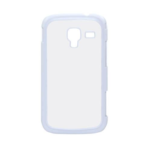 Samsung Galaxy ACE i8160 fehér műanyag tok szublimáláshoz, préseléshez