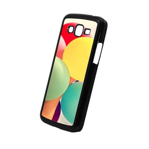 Samsung Galaxy Grand 2 G7106 fekete műanyag tok szublimáláshoz, préseléshez