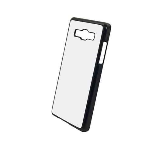 Samsung Galaxy A5 fekete műanyag tok szublimáláshoz, préseléshez