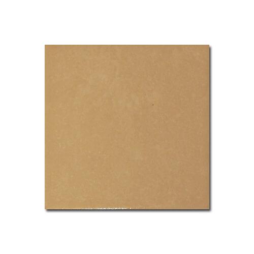 10 x 10 cm-es fényes barna kerámia lap szublimáláshoz, préseléshez
