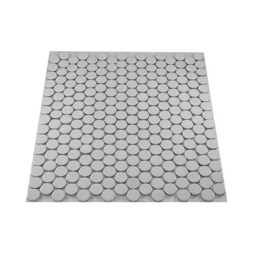2 cm átmérőjű fényes mozaik - 240 darabos, szublimáláshoz, préseléshez